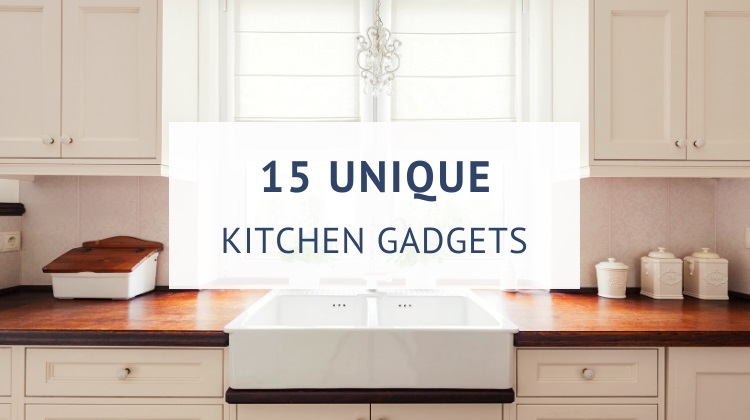 Funny and unique kitchen gadgets