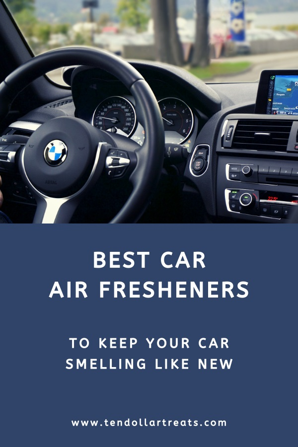 Best car air fresheners and deodorizers