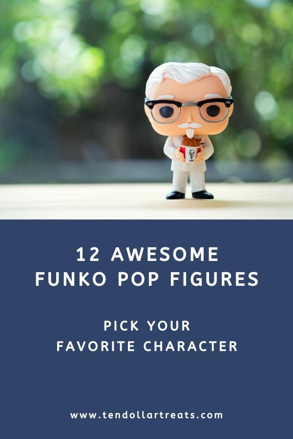 12 Best Funko POP figures