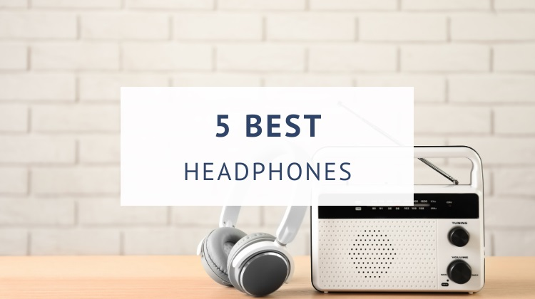 5 Great headphones better than Beats by Dre