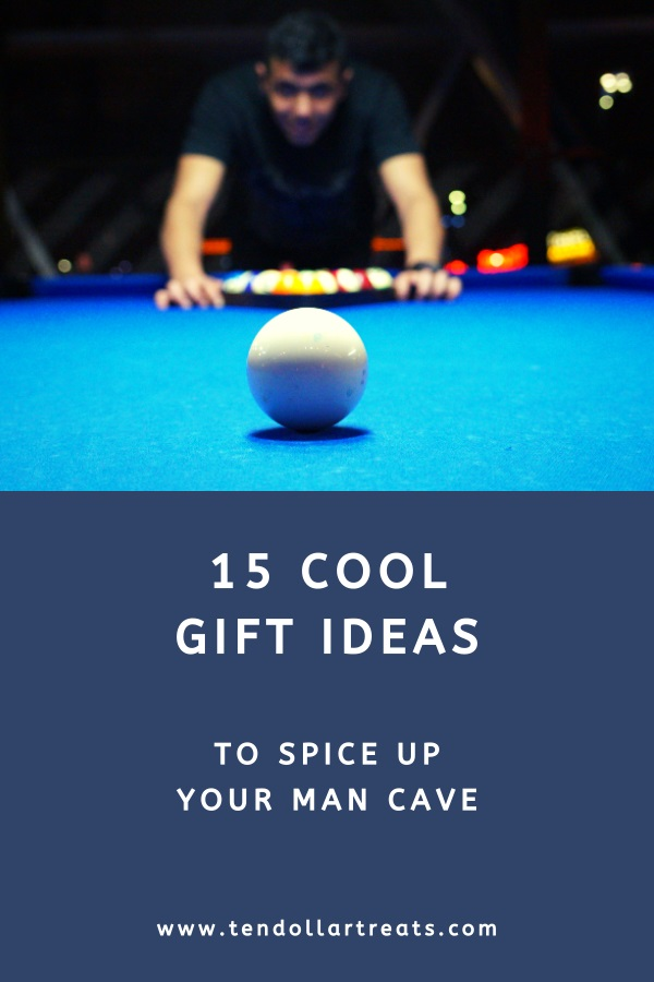 15 Cool man cave gift ideas