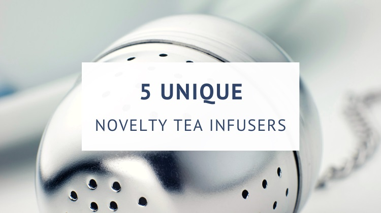 Cool and unique novelty tea infusers