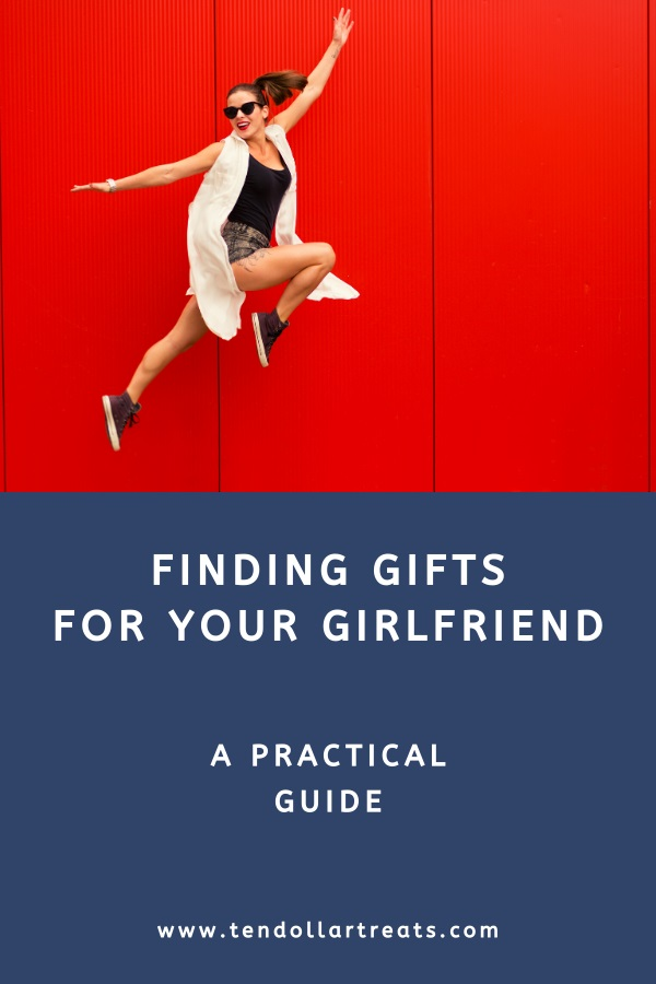 Finding gifts for your girlfriend