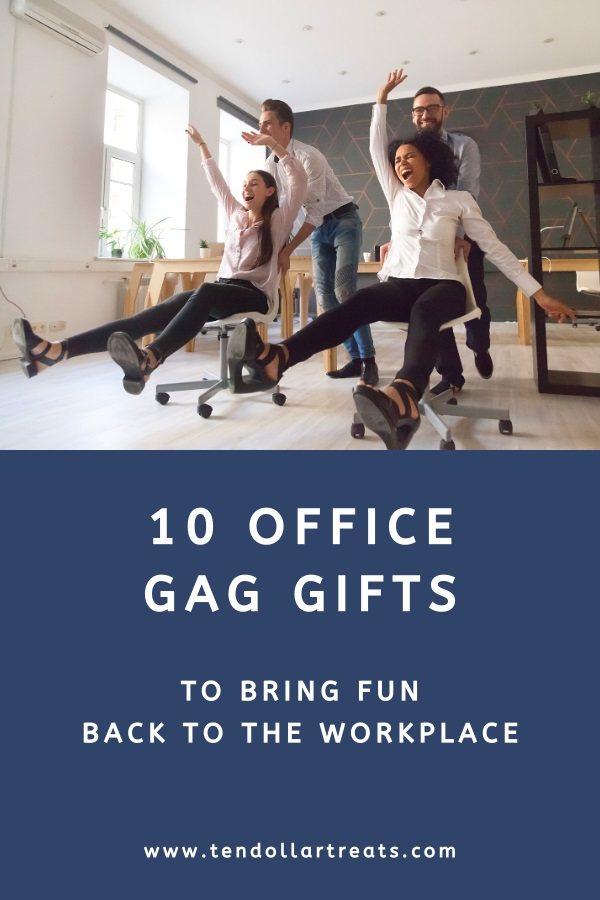 10 Funny office gag gift ideas