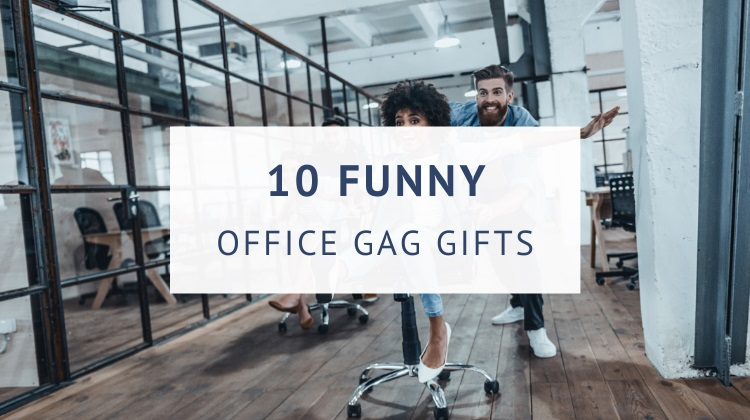 Funny office gag gifts