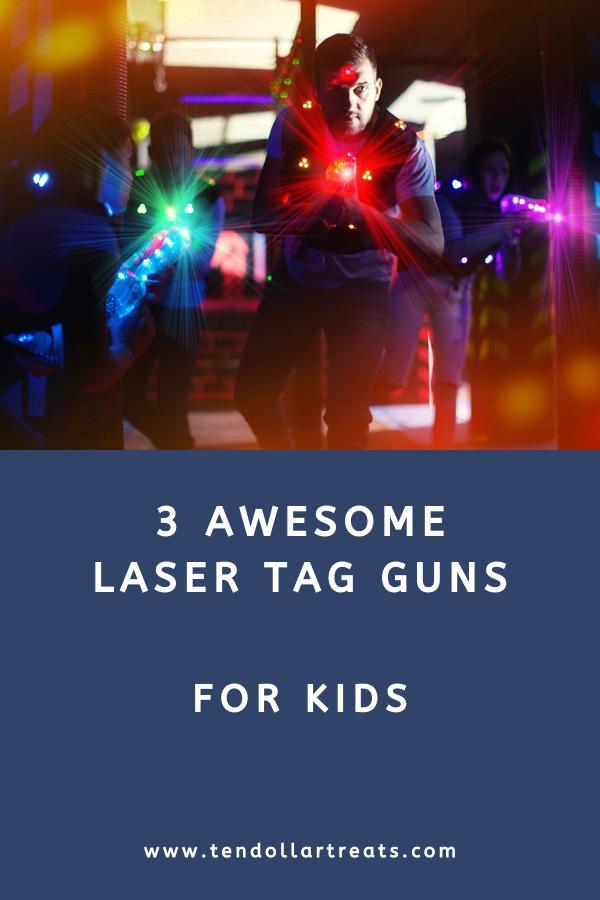 3 Best laser tag guns for kids