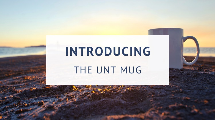 The UNT Mug (University of North Texas)