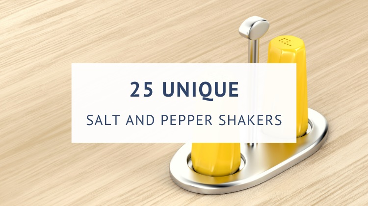 Funny salt and pepper shaker sets