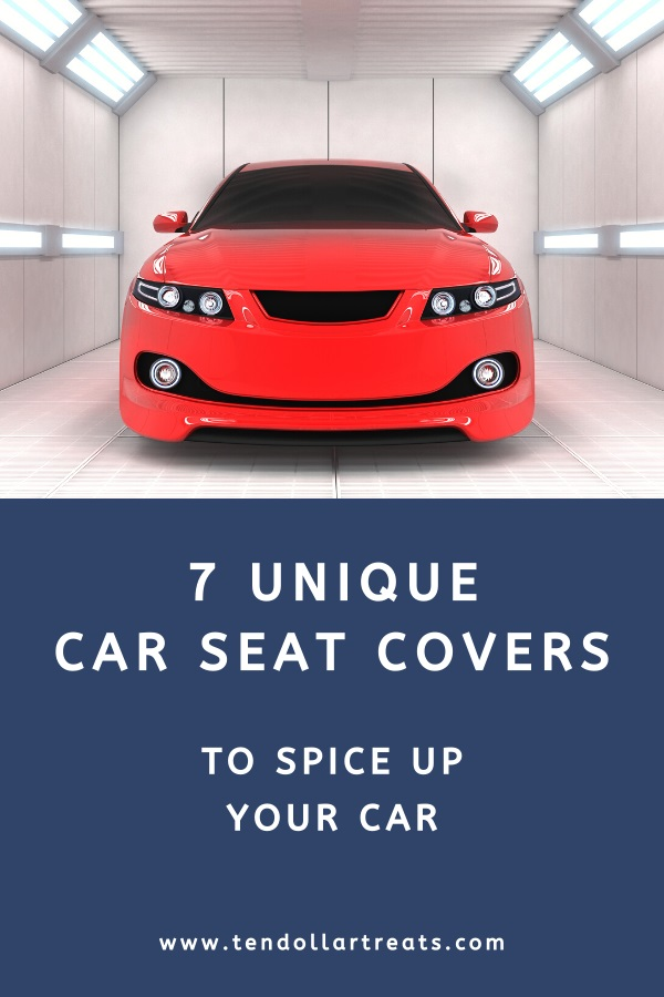 Funny and unique car seat covers