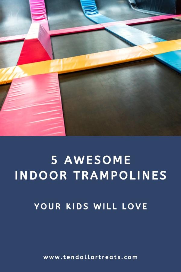 5 Best indoor trampolines for kids
