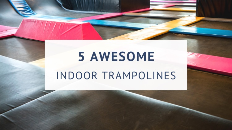Indoor trampolines for kids