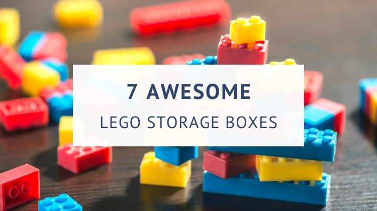 Best Lego storage boxes