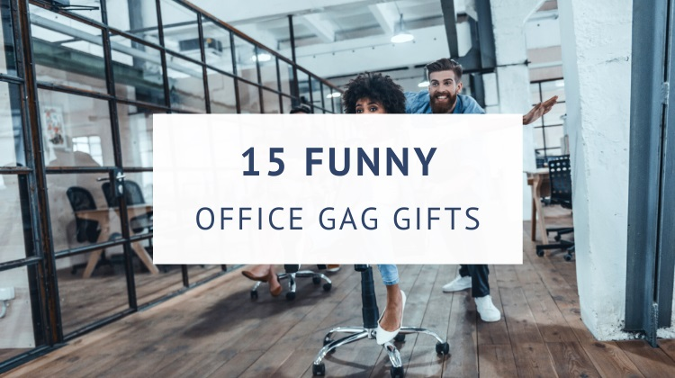 15 Funny office gag gifts for coworkers