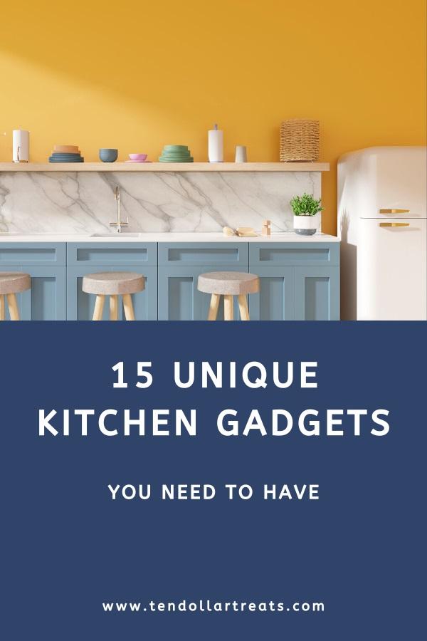15 Unique kitchen gadgets