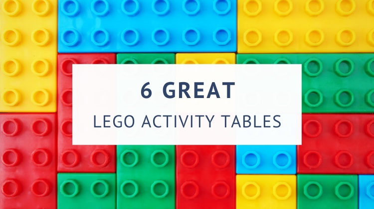 Best Lego activity tables for toddlers and older kids