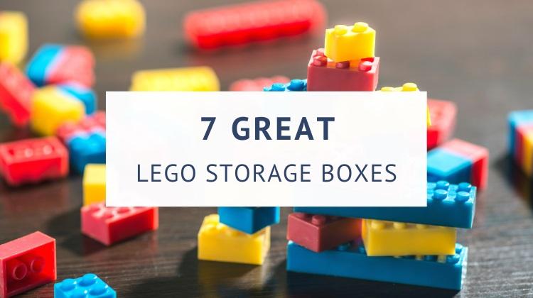 Best Lego storage boxes